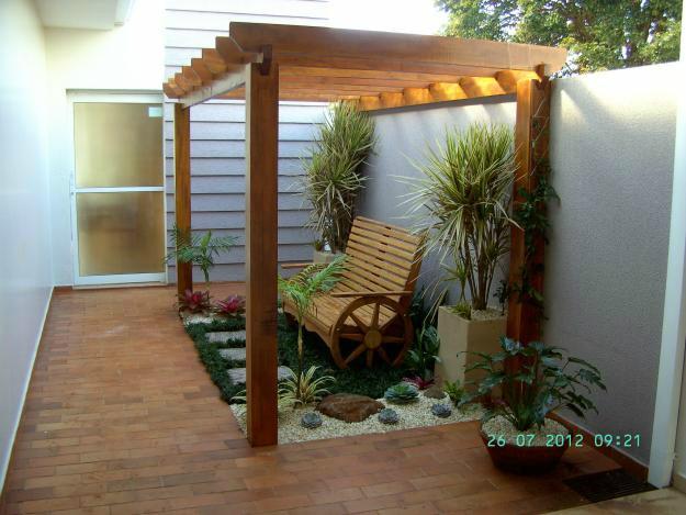 gazebo jardim madeira:Jardim! on Pinterest